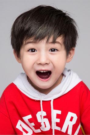 中国男童模