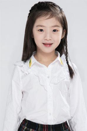 中国女童模